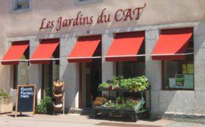 Les jardins du CAT