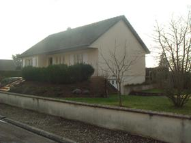 Pavillon individuel à Bézouotte Hébergements résidants Buisson rond