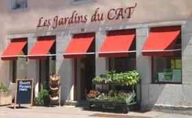 Magasin « Les Jardins du CAT » à Mirebeau